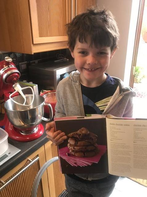 T's ambitious recipes.