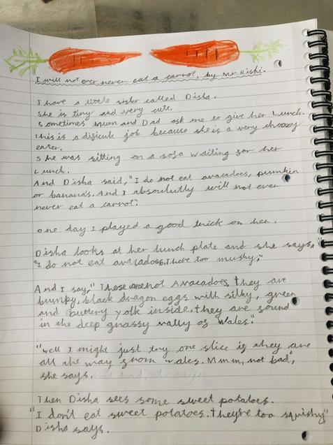 Rishi's story part 1