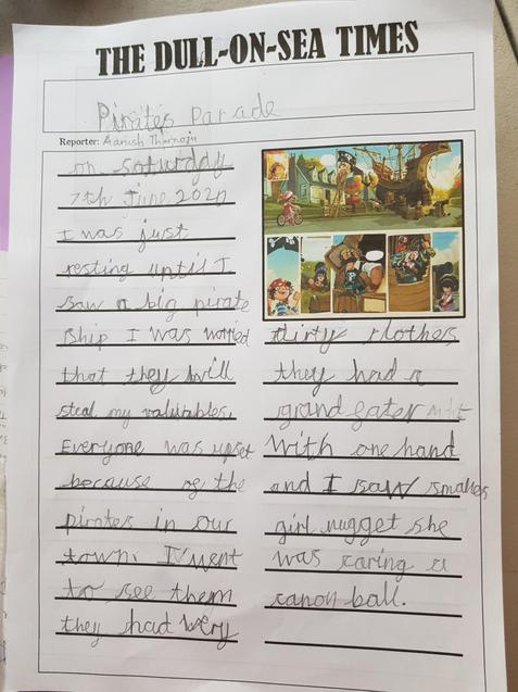 Great read from Aarush.