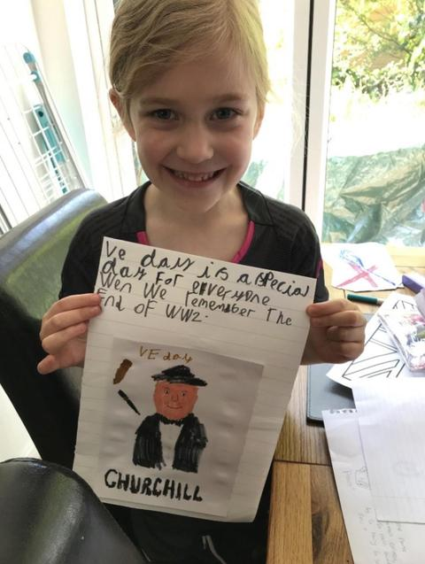 Very informative poster and brilliant Churchill!
