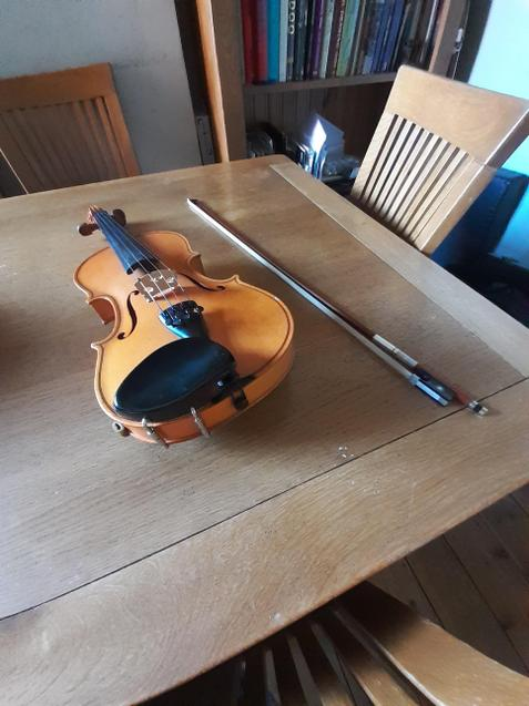 Lucy's violin