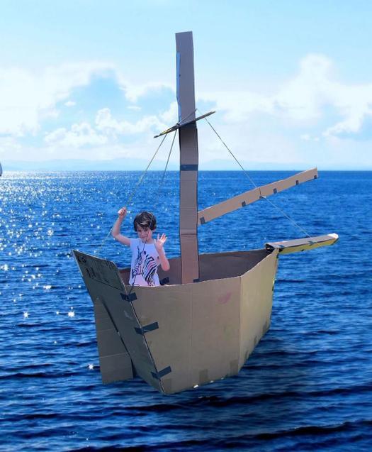 Wow W is already sailing the Seven Seas!