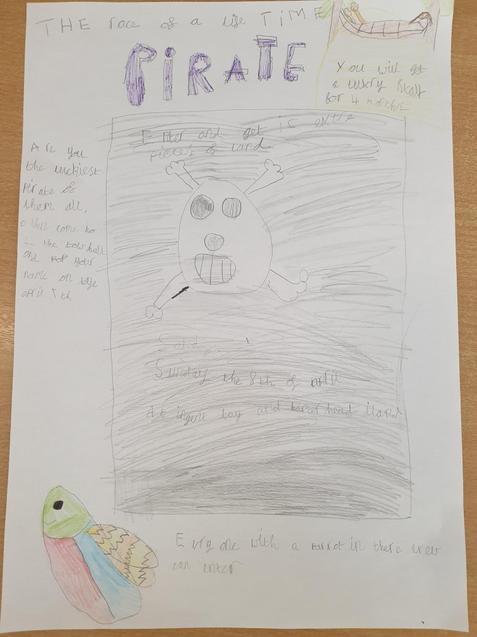 Anna's persuasive poster