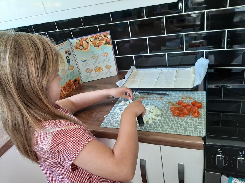 Step 2 - Prepare ingredients