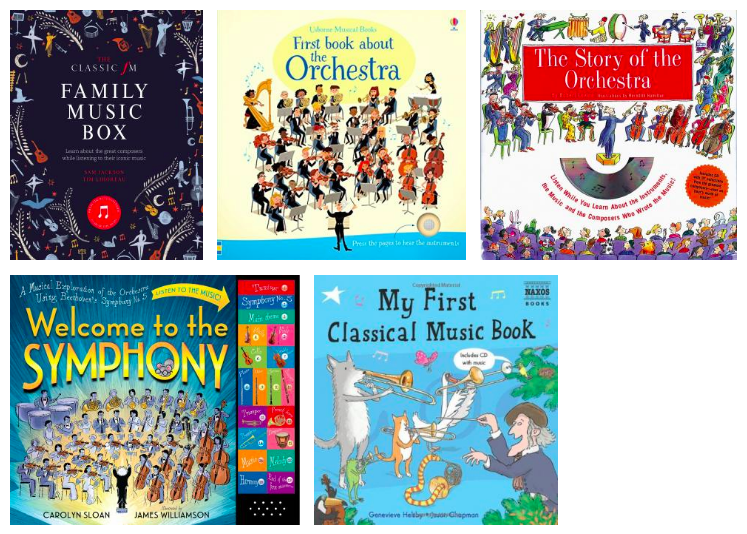 The best children's books about classical music