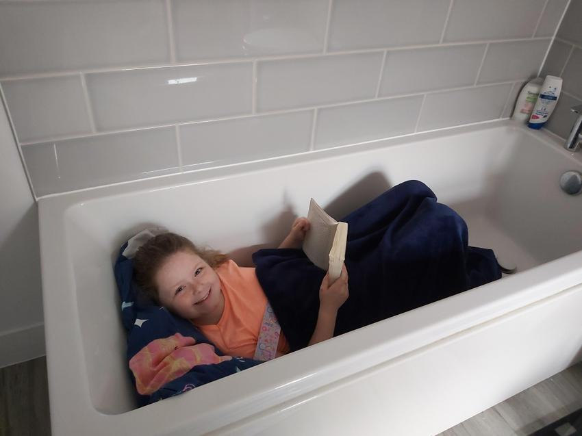 """I quote, """"It was actually quite comfortable.."""""""