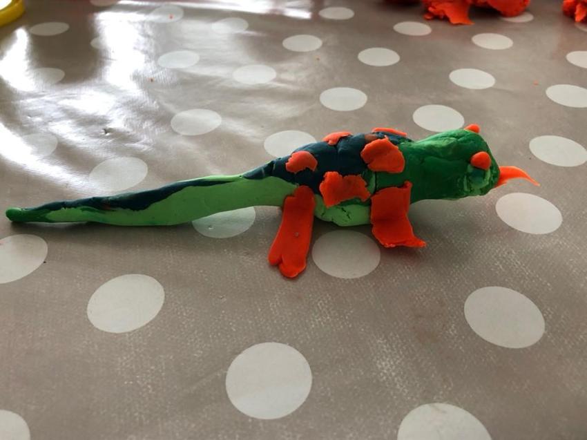 Henry's lizard