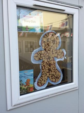 Story- The Gingerbread Man
