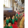 Learning about Holy Communion
