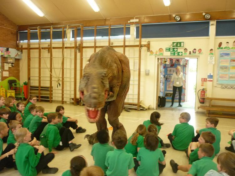 Millie the T-Rex