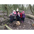 Den building team