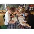 Tudor Writing