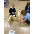Building castles!