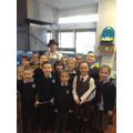 We learnt lots about how Mrs Elkington helps us!