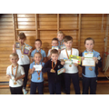 New Sports Day record holders
