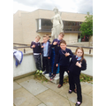 Our Greek Statues