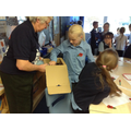 We thought about what the Royal British Legion do