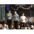 Gold Attendance Award