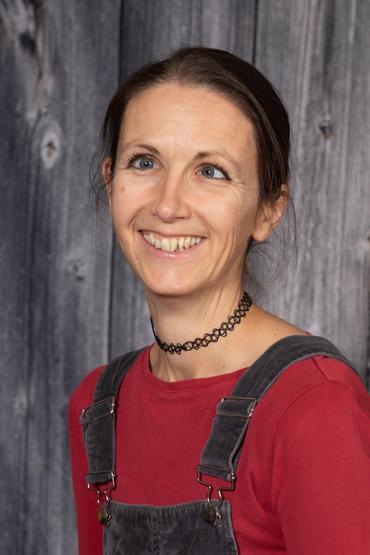 Joanne Burton - Midday Supervisor