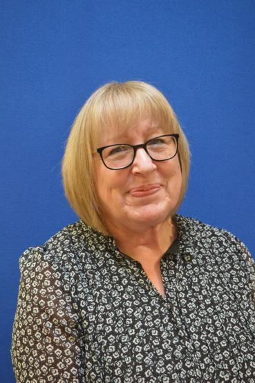 Gill Jones - Class Teacher (Y3/4)
