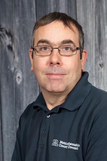 Scott Cheyette - Site Manager
