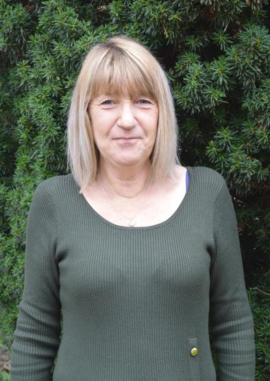 Tracey Middleton - Admin Assistant