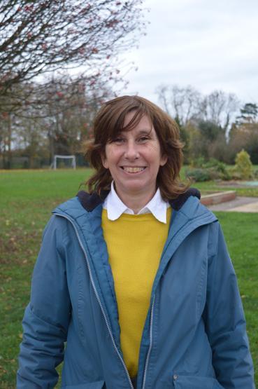 Jackie Bingham - After School Club Supervisor