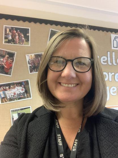 Jenny Hutchinson - Head Teacher
