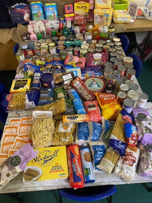 The generosity of our school community is incredible!