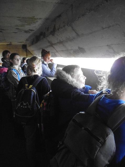 Inside Fort Henry