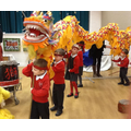Dragon workshop to celebrate Chinese New Year