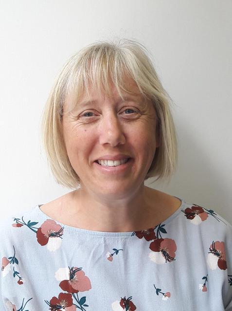 SENDco/Class teacher YR: Mrs Dunesby