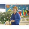 Mrs C Maguire (TA)