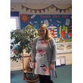 Mrs F Russell (Year R and Years 1 & 2)