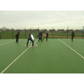 Multi sports on our MUGA!