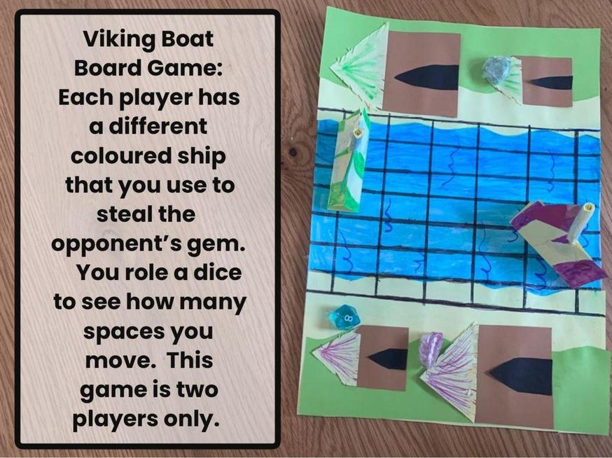 Lucy's board game