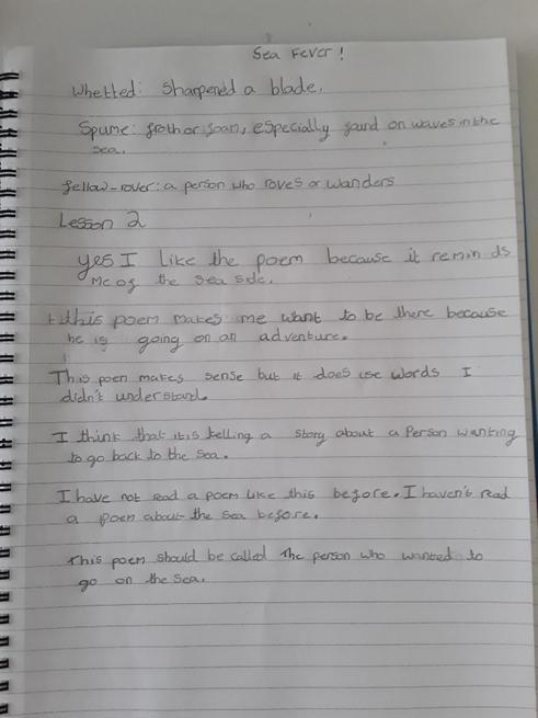 Cameron's English