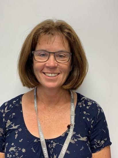 Mrs Gibbs- Shells Teaching Assistant