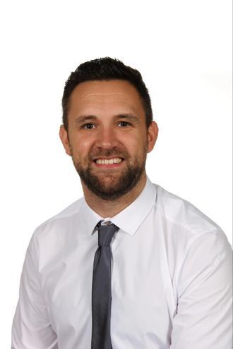 Mr Walker, Assistant Head of School