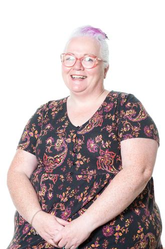 Mrs Carolyn Cottam Learning Superviser