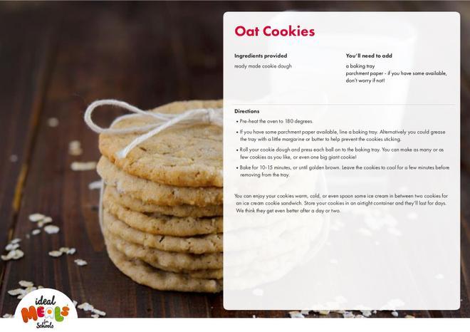 Oak Cookie