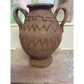 Kenzie's finished pot
