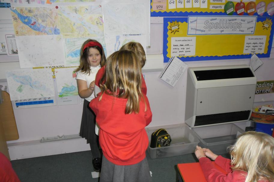 Mummifying Children!