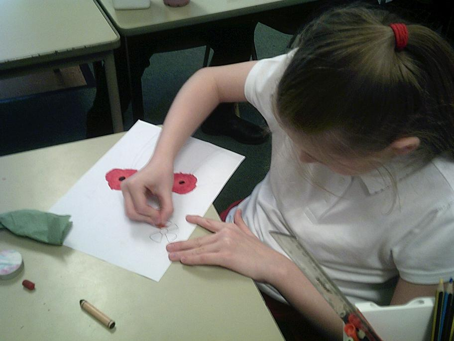 Making Poppy Pictures