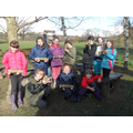 Alltogether with our woodland benches