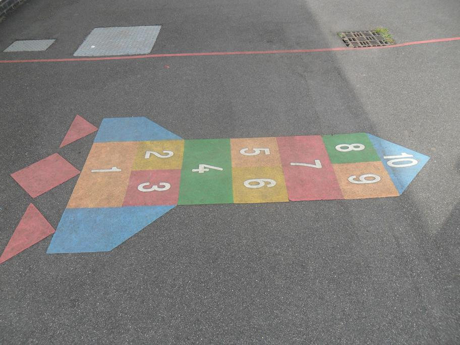 New playground games