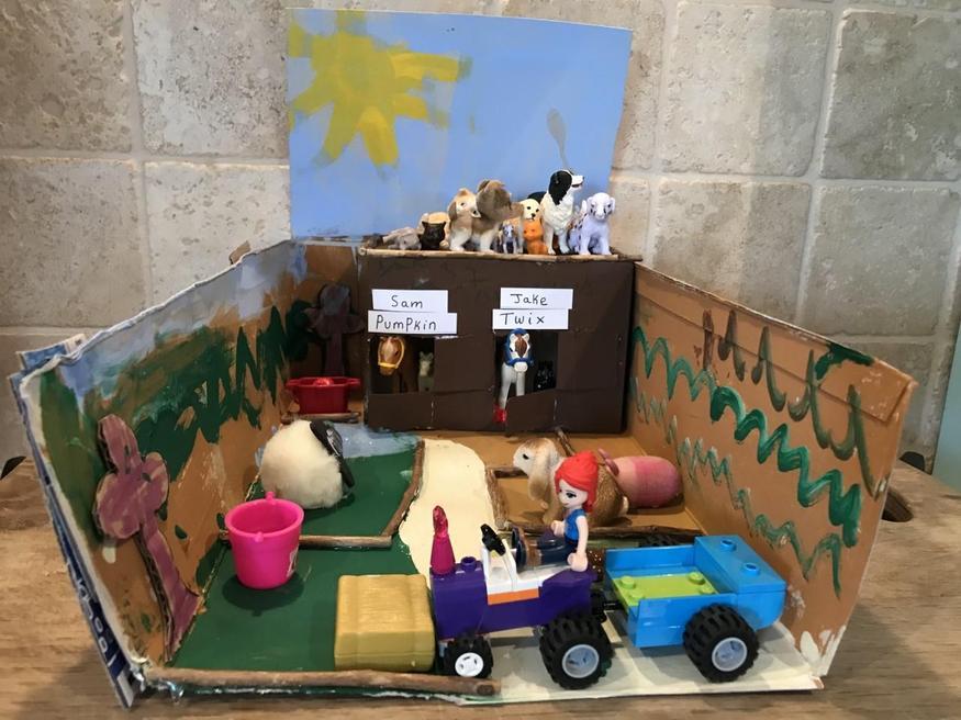 Creating a farm