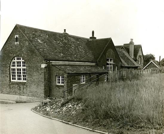 Tatsfield School 1956