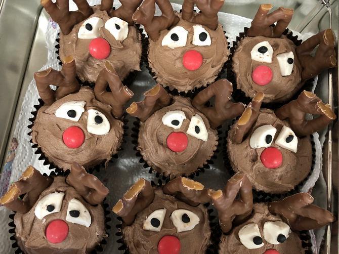 Dexter Bullock's winning cakes