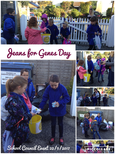 Jeans for Genes Day 22/9/17